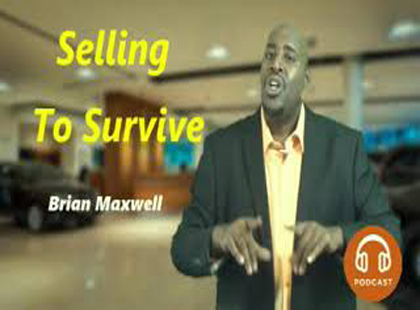 "How To Handle The ""I Want a Cheaper Price"" Objection – Ep #2 (Selling To Survive) Podcast"