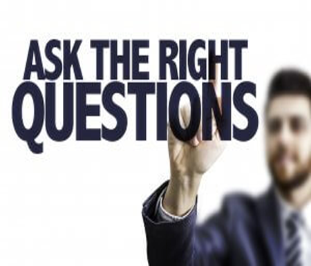 Two Questions Sales People Should NEVER Ask Customers